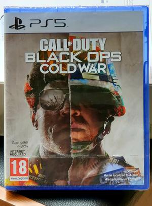 Call of Duty : Balck Ops : Coldwar PS5 Game | Video Games for sale in Addis Ababa, Yeka
