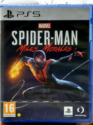 Spider-Man : Miles Morales PS5 Game | Video Games for sale in Addis Ababa, Yeka