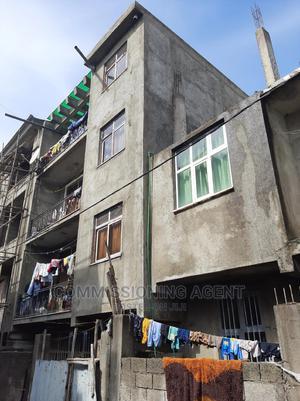 96ካሬ ጂ+3 ሙሉ ልስን ያለቀለት በርና መስኮት ገብቶለታል የዉስጥ ቻክ ተሰርቶለታል | Houses & Apartments For Sale for sale in Addis Ababa, Nifas Silk-Lafto