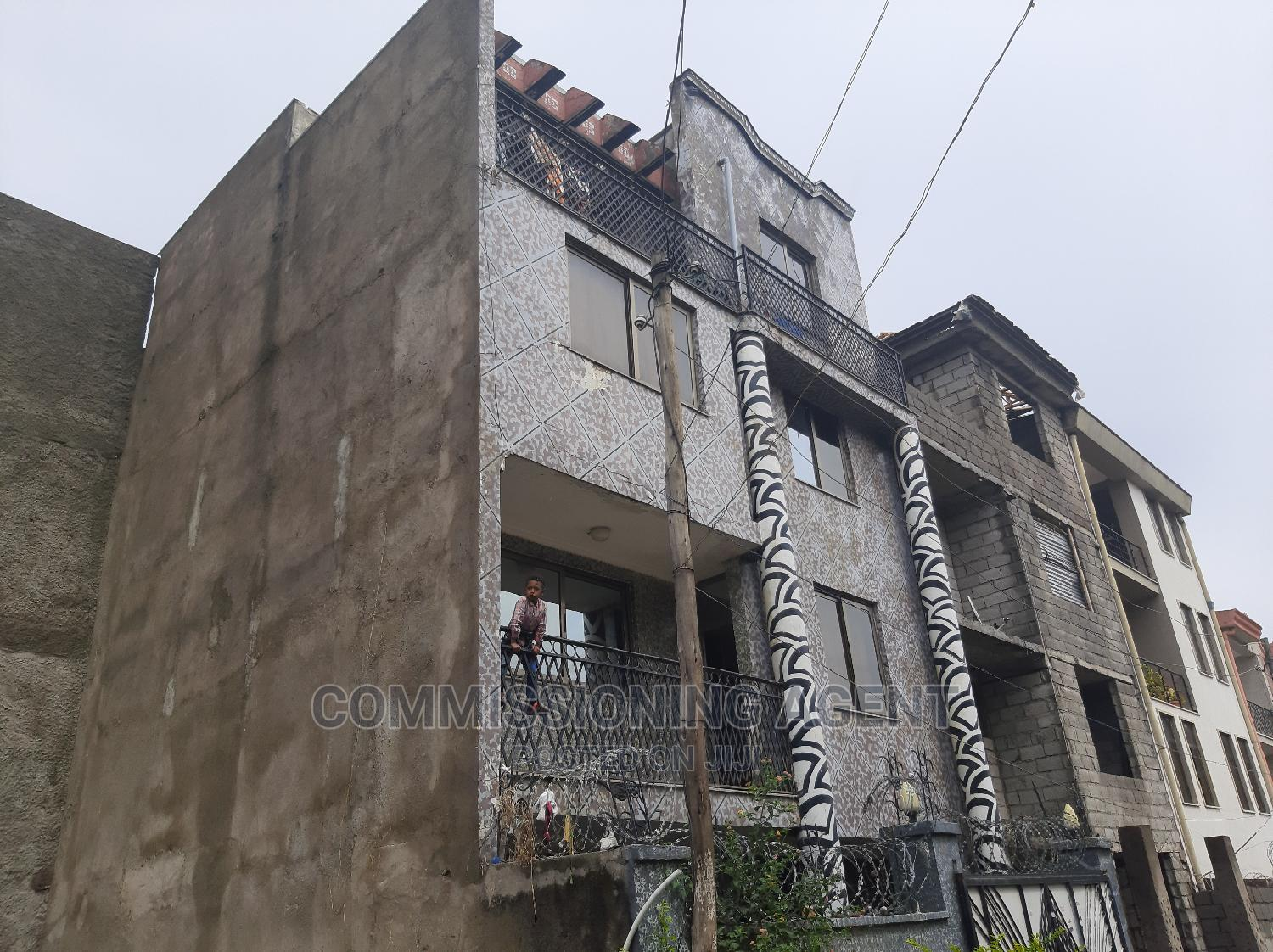 Furnished 5bdrm Townhouse in ሀይሌ ጋርመንት, Nifas Silk-Lafto for Sale   Houses & Apartments For Sale for sale in Nifas Silk-Lafto, Addis Ababa, Ethiopia