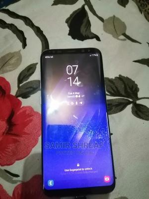 Samsung Galaxy S8 Plus 64 GB Blue   Mobile Phones for sale in Addis Ababa, Lideta
