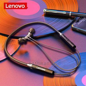 Lenovo HE05 - Bluetooth Neck Headset | Headphones for sale in Addis Ababa, Yeka