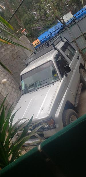 Toyota Land Cruiser 1989 70 Silver   Cars for sale in Addis Ababa, Gullele