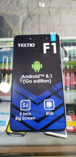 New Tecno F1 8 GB Blue | Mobile Phones for sale in Addis Ababa, Arada