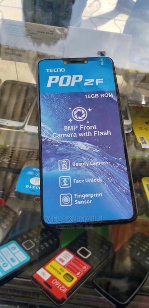 New Tecno Pop 2F 16 GB Black | Mobile Phones for sale in Addis Ababa, Arada