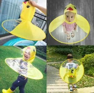 Hat Cartoon Duck Raincoat Umbrella | Babies & Kids Accessories for sale in Addis Ababa, Bole