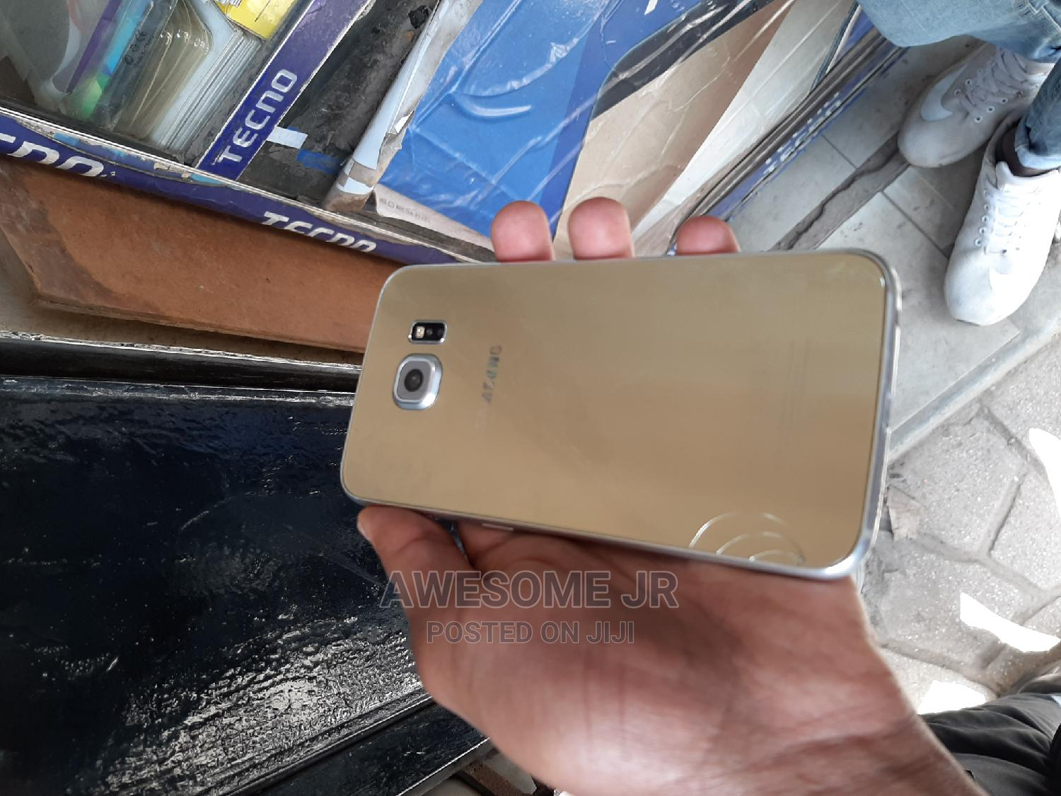Samsung Galaxy S6 32 GB Gold | Mobile Phones for sale in Addis Ketema, Addis Ababa, Ethiopia