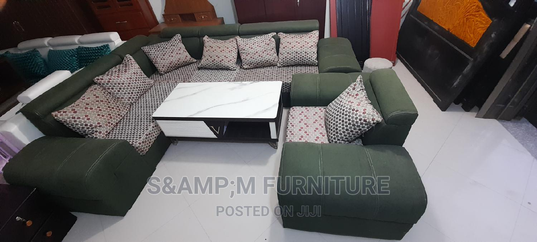 L Shaped Sofa   Furniture for sale in Bole, Addis Ababa, Ethiopia