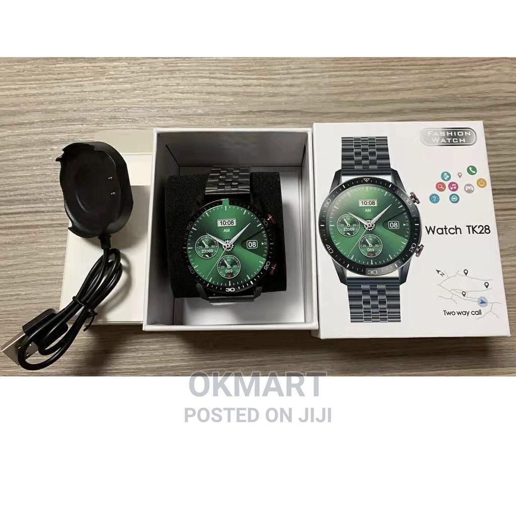 Tk28 Smart Watch | Smart Watches & Trackers for sale in Kolfe Keranio, Addis Ababa, Ethiopia