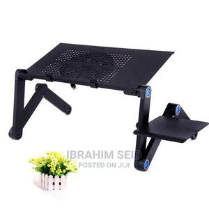T8 Multifunctional Adjustable Laptop Table With Mouse Pad | Home Accessories for sale in Addis Ababa, Nifas Silk-Lafto