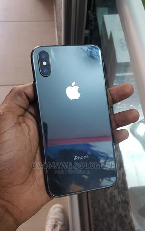 Apple iPhone X 64 GB Black   Mobile Phones for sale in Addis Ababa, Bole