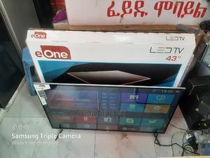 E-One 43 Inches Smart Tv | TV & DVD Equipment for sale in Addis Ababa, Bole