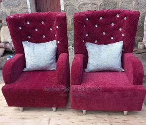2 King Sized Sofa | Furniture for sale in Addis Ababa, Bole