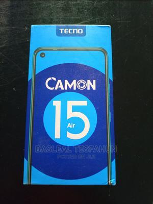 New Tecno Camon 15 Air 64 GB Black   Mobile Phones for sale in Addis Ababa, Bole