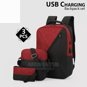 3pcs Backpack | Bags for sale in Addis Ababa, Yeka