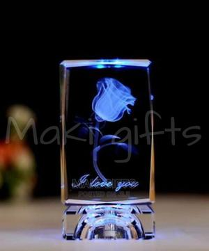 3D Crystal With Light Gift for Your Beloved. | Arts & Crafts for sale in Addis Ababa, Akaky Kaliti