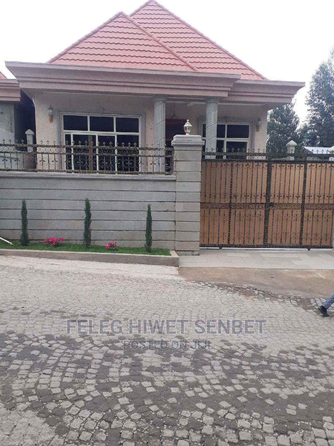 Furnished 3bdrm Villa in A.A, Bole for Sale