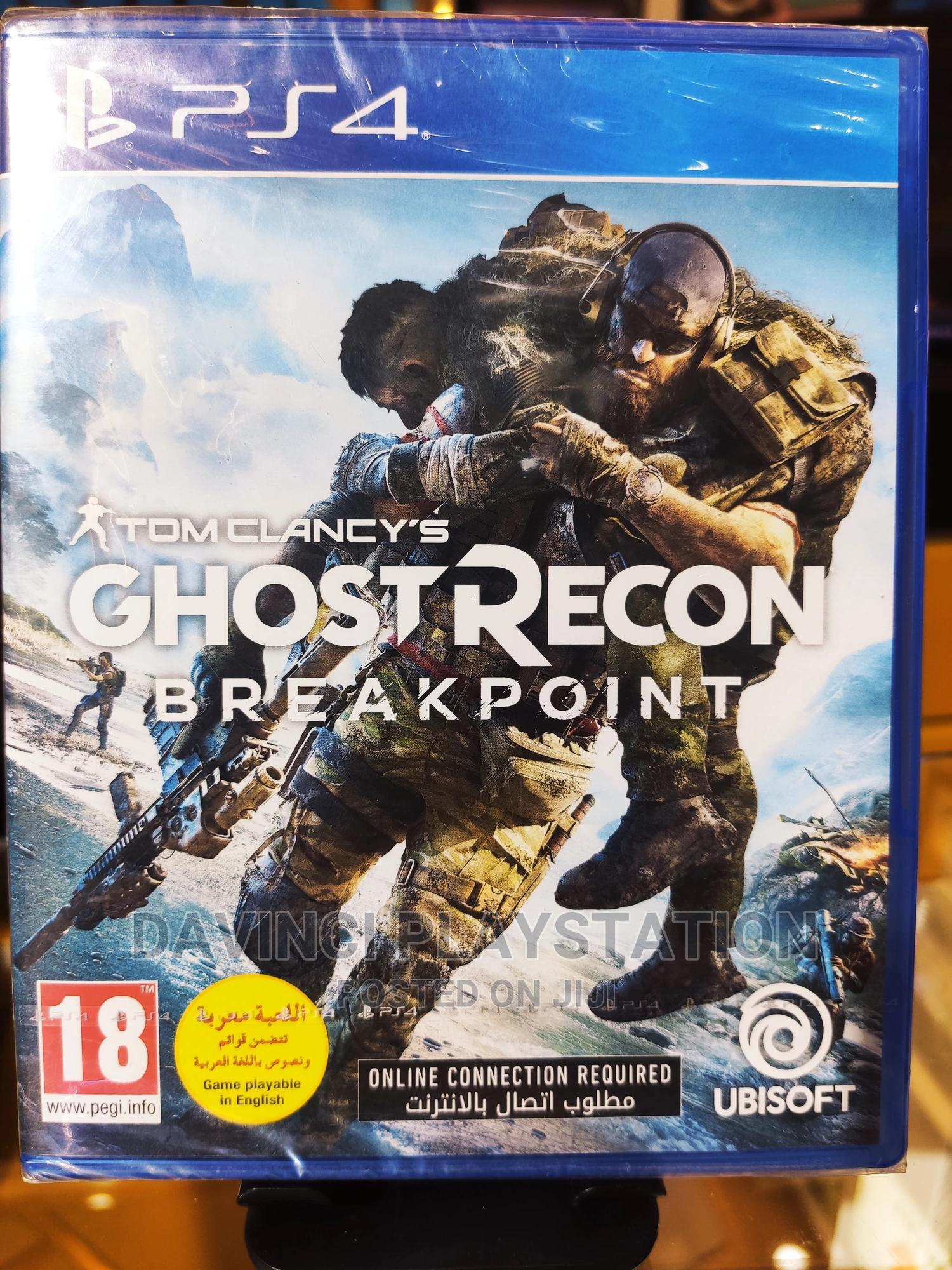 Archive: Ghost Recon Breakpoint