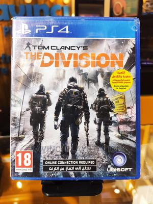 Tomclancys the Division Ps4 Game   Video Games for sale in Addis Ababa, Bole