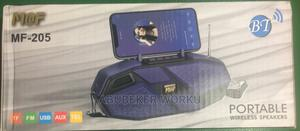 Portable Wireless Speaker   Audio & Music Equipment for sale in Addis Ababa, Nifas Silk-Lafto