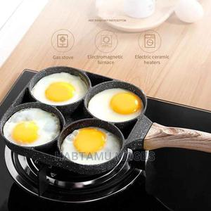 4 In 1 Flat Bottom Omelette Egg Pan | Kitchen & Dining for sale in Addis Ababa, Akaky Kaliti