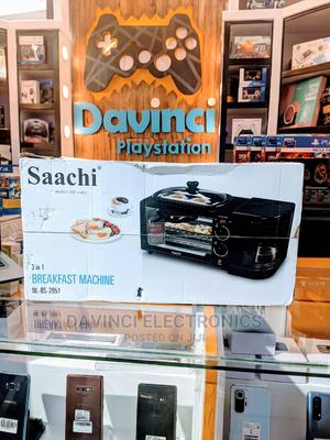 Saachi 3 in 1 Breakfast Machine   Kitchen Appliances for sale in Addis Ababa, Bole