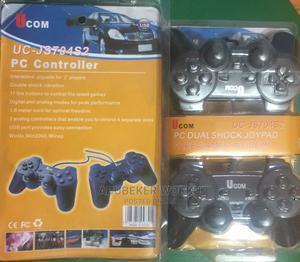 PC Dual-Shock Joypad | Video Game Consoles for sale in Addis Ababa, Nifas Silk-Lafto