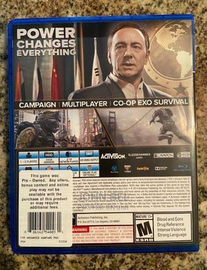 Gta v and COD Advance Warfare | Video Games for sale in Addis Ababa, Kolfe Keranio