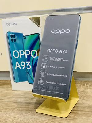 New Oppo A93 128GB Blue   Mobile Phones for sale in Addis Ababa, Bole
