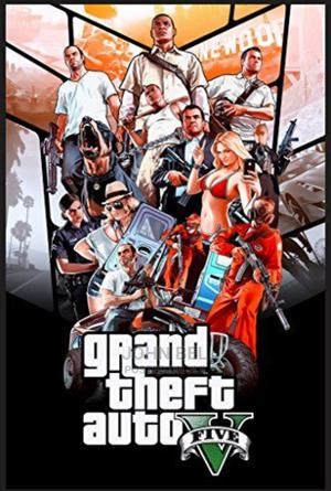 Grand Theft Auto V | Video Games for sale in Addis Ababa, Kolfe Keranio