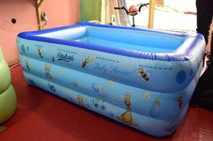 Origenal Luxurious Rectangular Swimming Pool for Kid's | Babies & Kids Accessories for sale in Addis Ababa, Bole