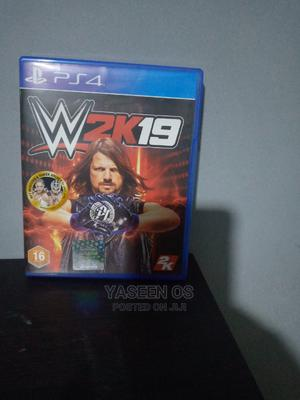 New Wwe2k19 | Video Games for sale in Addis Ababa, Nifas Silk-Lafto