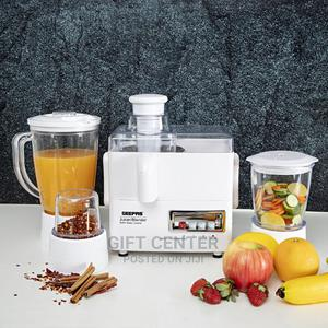 Elekta Brand 4 In 1 Electric Juicer Mixer Grinder, 1.6 Liter | Kitchen Appliances for sale in Addis Ababa, Bole