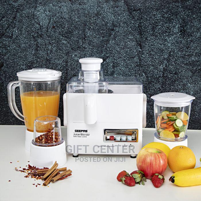 Elekta Brand 4 In 1 Electric Juicer Mixer Grinder, 1.6 Liter