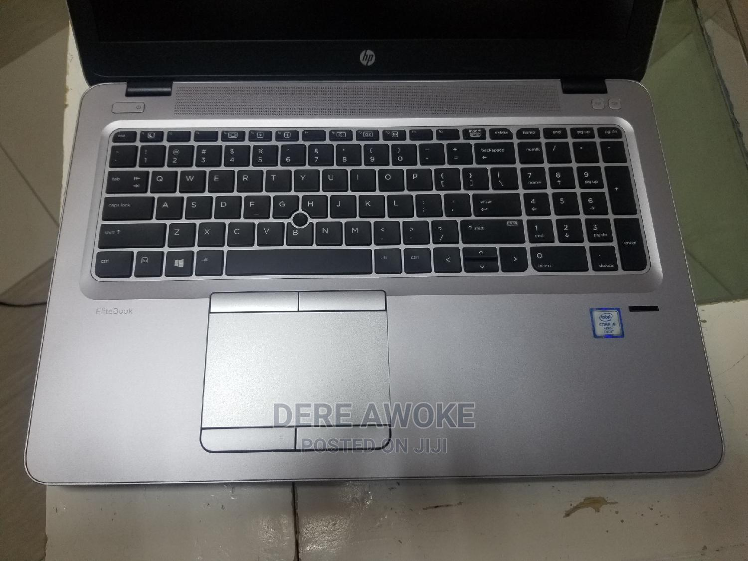 New Laptop HP EliteBook 850 G3 8GB Intel Core I5 1T | Laptops & Computers for sale in Bole, Addis Ababa, Ethiopia