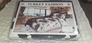 Turkey Fashion 6pcs Bed Cover   Home Accessories for sale in Addis Ababa, Nifas Silk-Lafto