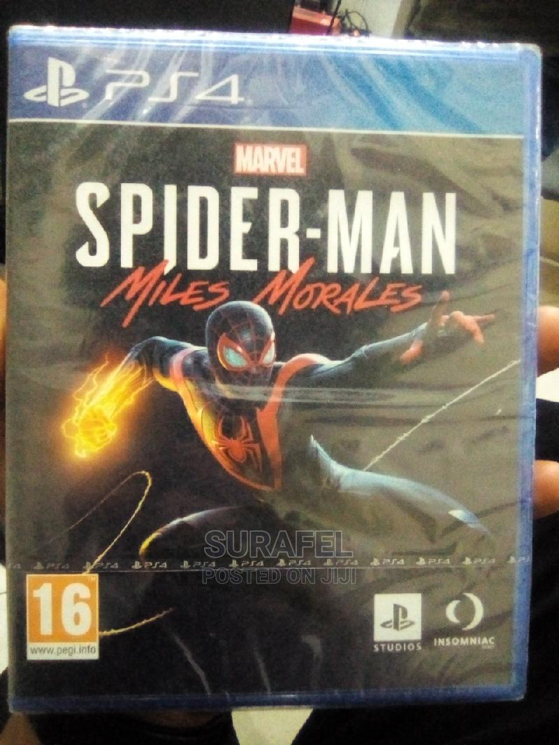 Ps5 Game Spiderman