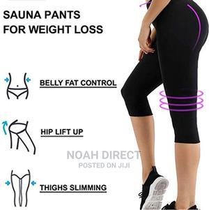 Sweat Shaper Slimming Leggings Pants | Clothing for sale in Addis Ababa, Lideta