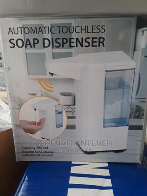 Automatic Soap Dispenser | Home Accessories for sale in Addis Ababa, Nifas Silk-Lafto