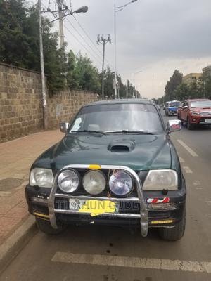 Mitsubishi L200 1999 Green | Cars for sale in Oromia Region, Adama