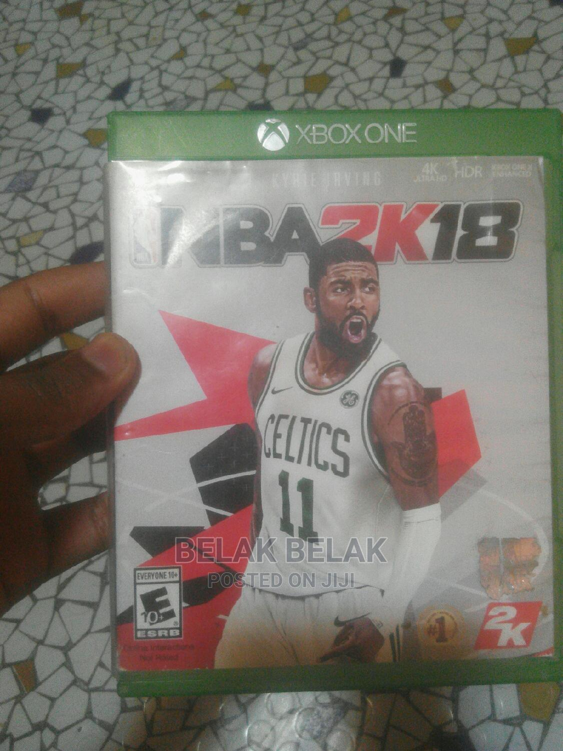 Archive: Xbox One Game Nba2k18