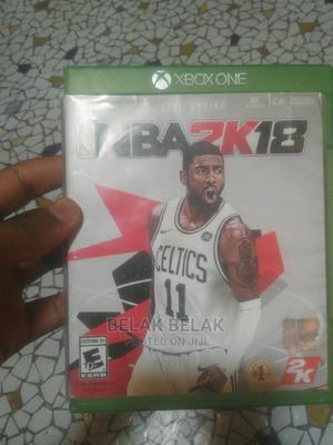 Xbox One Game Nba2k18 | Video Games for sale in Addis Ababa, Yeka