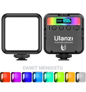 Mini Rgb Camera Video Light | Accessories & Supplies for Electronics for sale in Addis Ababa, Bole