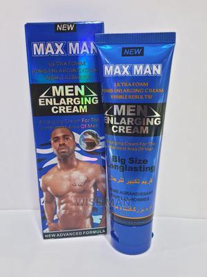 Maxman Cream | Sexual Wellness for sale in Addis Ababa, Bole