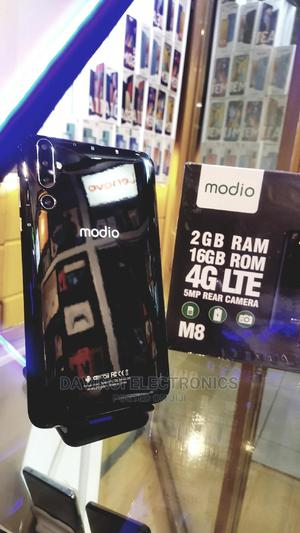 New Modio M8 16 GB Black | Tablets for sale in Addis Ababa, Bole