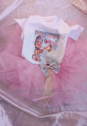 Birthday Dress | Children's Clothing for sale in Addis Ababa, Nifas Silk-Lafto