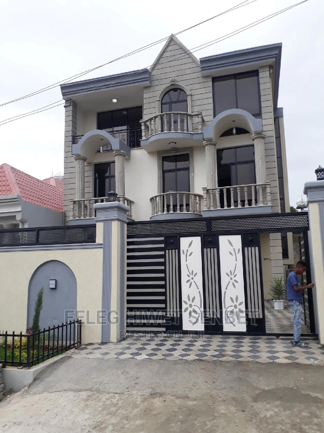 Furnished 6bdrm Apartment in Aa, Bole for Sale