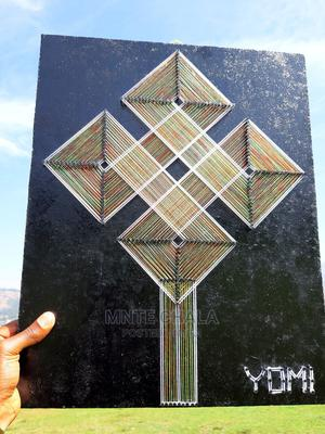 Cross String Art   Arts & Crafts for sale in Addis Ababa, Lideta