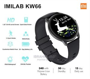 Samrt Watch IMILAB KW66 | Smart Watches & Trackers for sale in Addis Ababa, Nifas Silk-Lafto