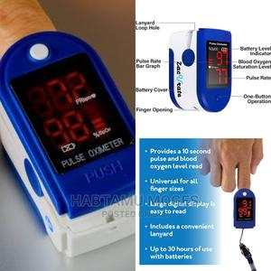 Health Personal Care  Fingertip Pulse Oximeter   Tools & Accessories for sale in Addis Ababa, Akaky Kaliti